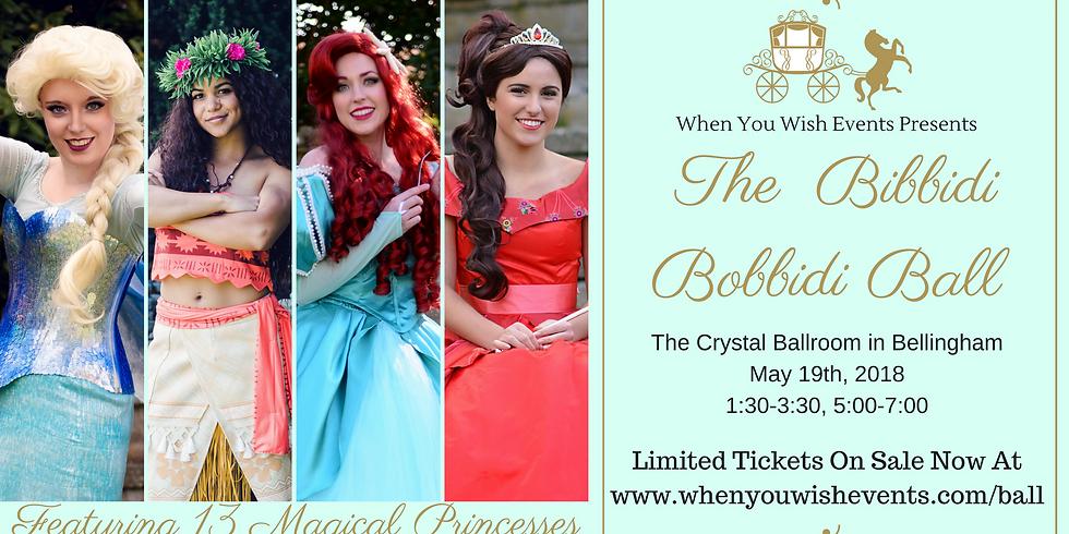The Bibbidi Bobbidi Ball
