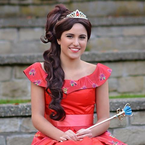 The Latina Princess