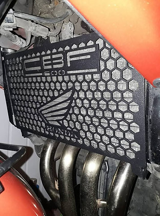HONDA CBF600 Motorcycle Radiator Guard Protector Grille