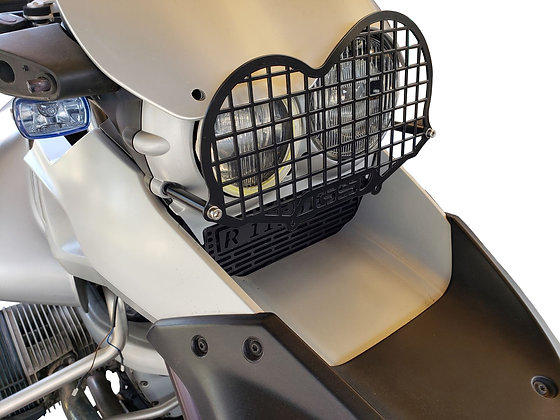 BMW R1150GS Motorcycle Headlight Cover Guard Protector Grille
