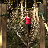 Le pont de corde