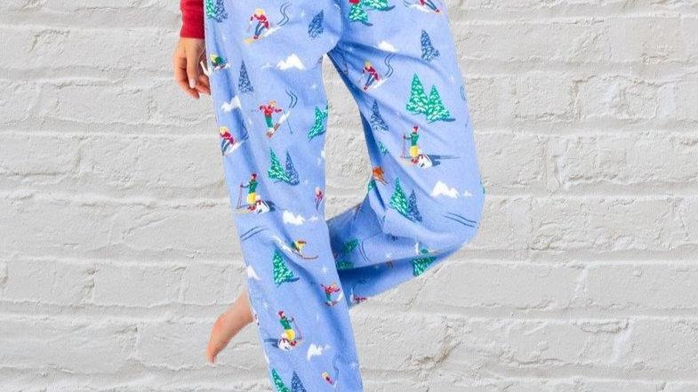 Ski Flannel Pants