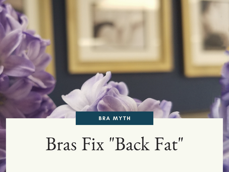Solutions for Back Fat-Three Things to Eliminate the Rolls