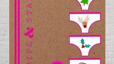 Christmas Knicker Box!
