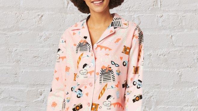 Paris Flannels