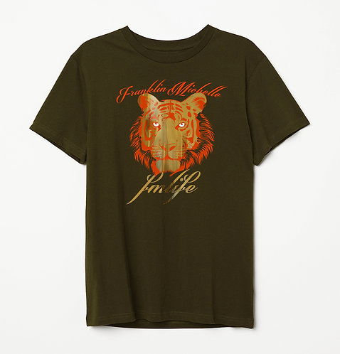 Cotton Tiger Graphic Tee