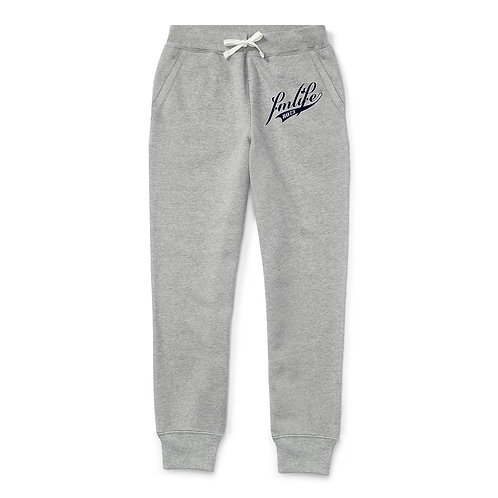 Cotton Graphic Joggers