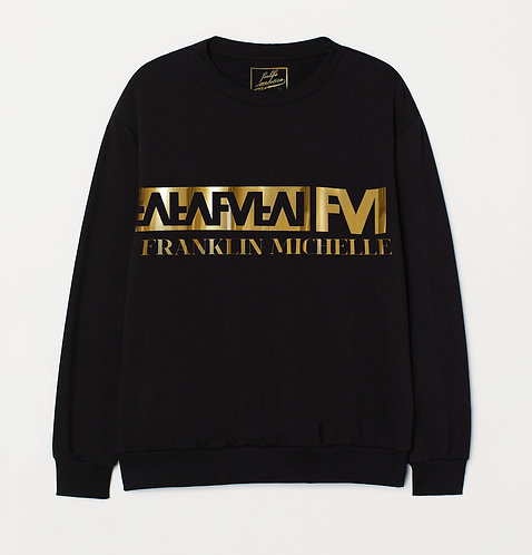 Cotton FM Squared Sweatshirt