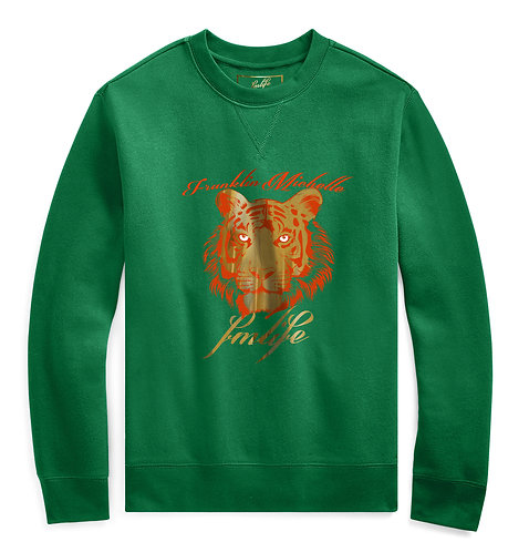Cotton Tiger Signature Sweatshirt