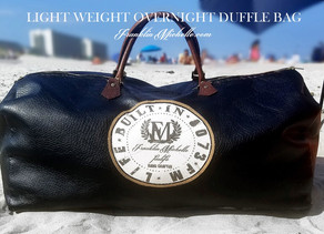 LIGHT WEIGHT DUFFEL BAG