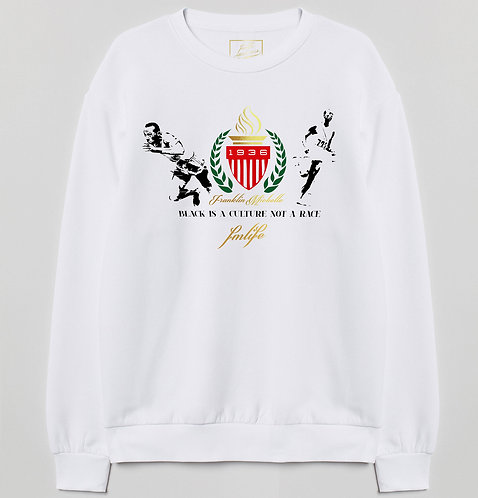 Custom Olympic Cotton Sweatshirt