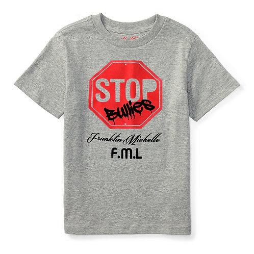Cotton Stop Bullies Tee