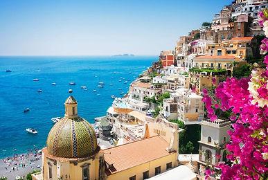 British DJ Amalfi Coast
