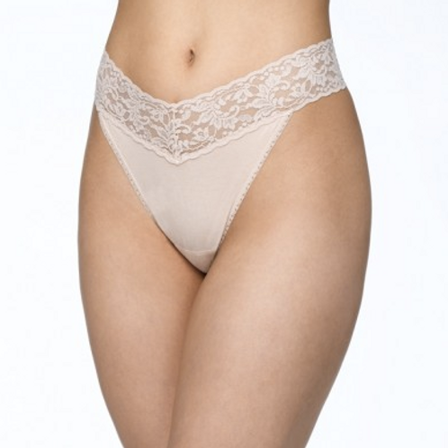 Hanky Panky | Organic Cotton Original Rise Thong