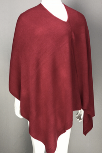 The Essential Poncho: Wine