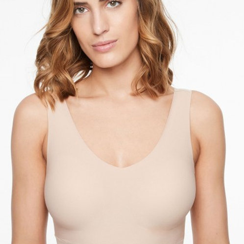 Chantelle | SoftStretch Padded V-Neck Bra Top
