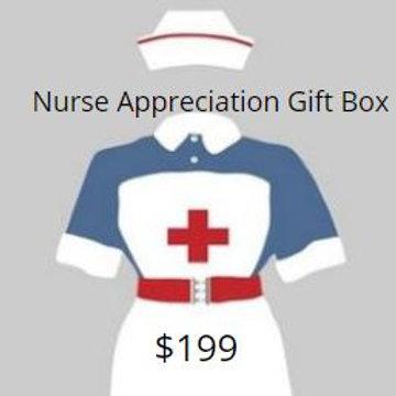 Nurse Appreciation Gift Box $199