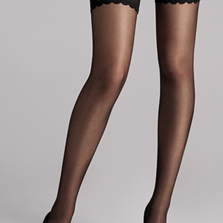 Wolford | Satin Touch 20 Stay-Ups