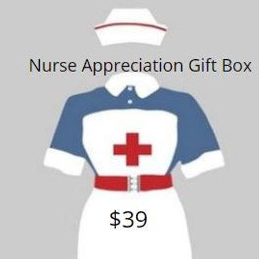 Nurse Appreciation Gift Box $39