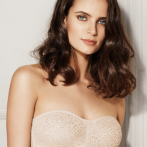 Wacoal | Halo Lace Strapless