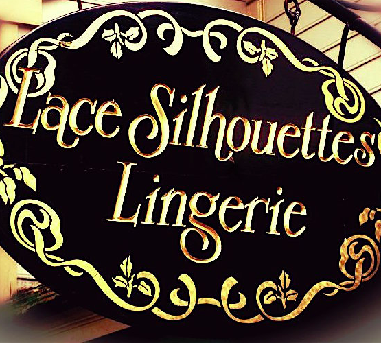 Lace Silhouettes Lingerie