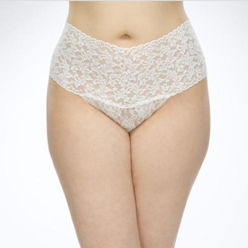 Hanky Panky | Retro Lace Plus Size Thong