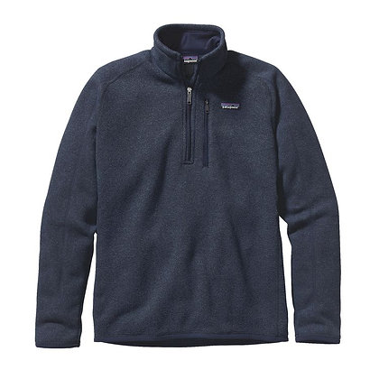 Men's Patagonia 1/4 Zip Better Sweater