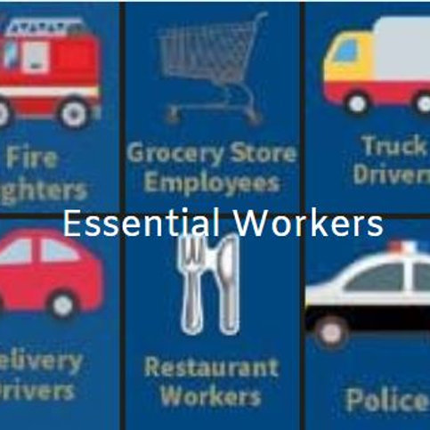 Essential Worker Thank You Gift Box