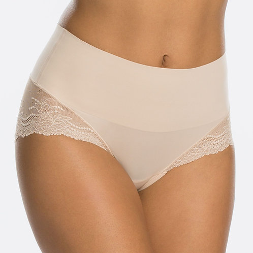 SPANX | Undie-tectable® Lace Hi-Hipster Panty