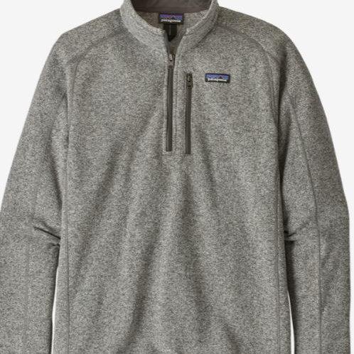 Men's Better Sweater 1/4 Zip Fleece