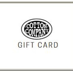 Cotton Company Gift Card