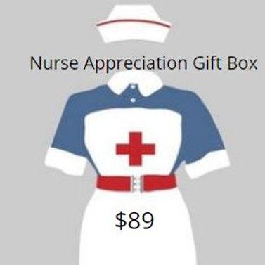 Nurse Appreciation Gift Box $89