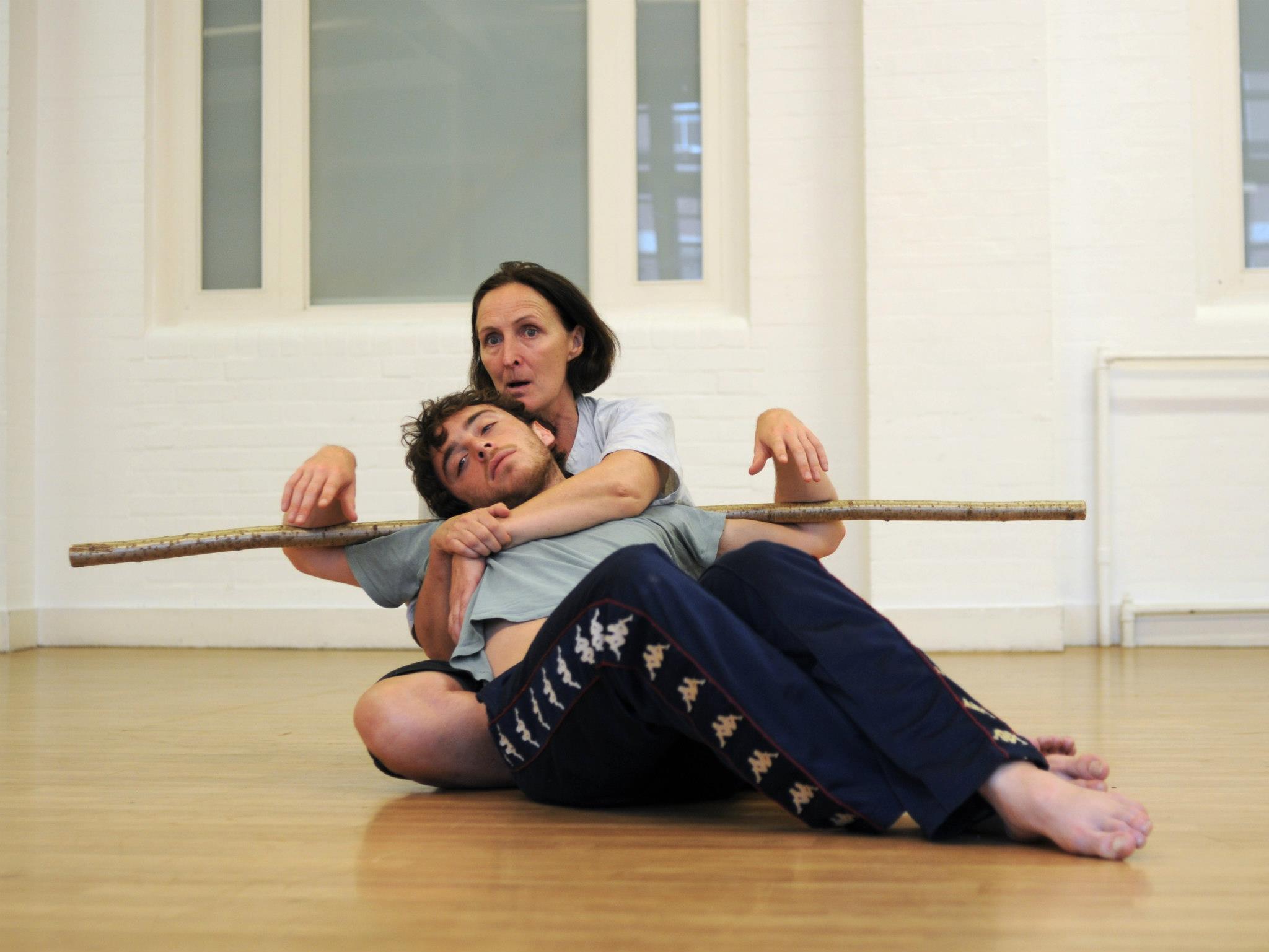 Daniel Hay-Gordon & Fiona Shaw