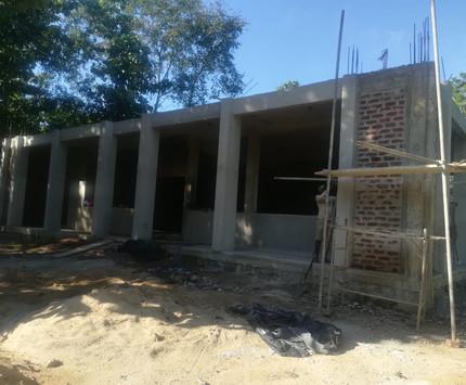Nikaweratiya Community College Under Con