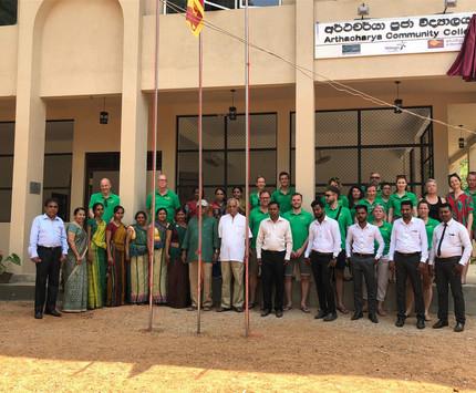 Nikaweratiya Community College - Complet
