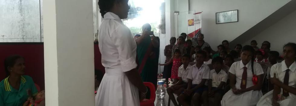 Galle and Akmeemana Shoe  donation - 1.j