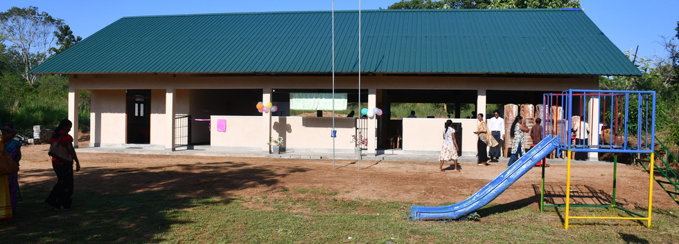 Wellawaya Community College - Completed