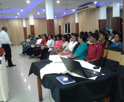 Training progarmme at Galle Region 3 & 4