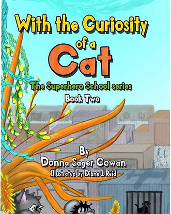 With the Curiosity of a Cat