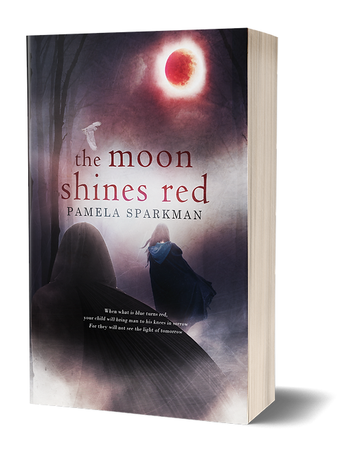 The Moons Shines Red (Heart of Darkness, #1)