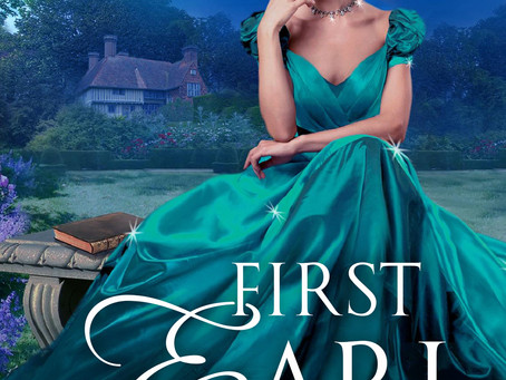 The First Earl I See Tonight by Anna Bennett