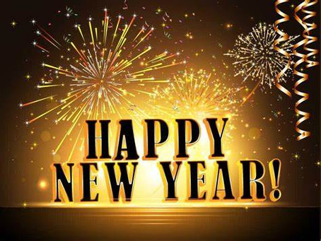 Happy New Year Treasure Valley!