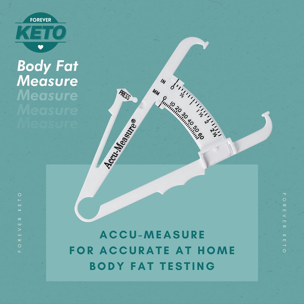 Accu-Measure Personal Body Fat Tester