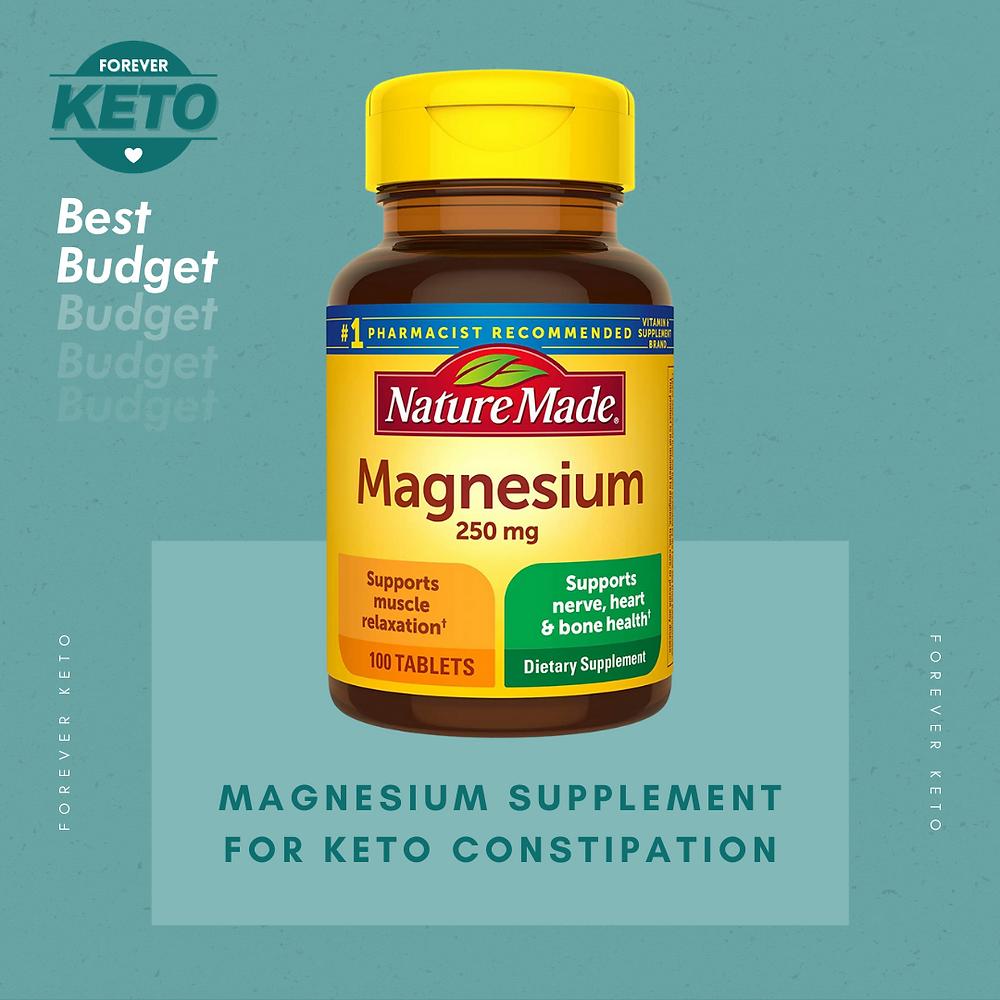 Nature Made Magnesium Oxide