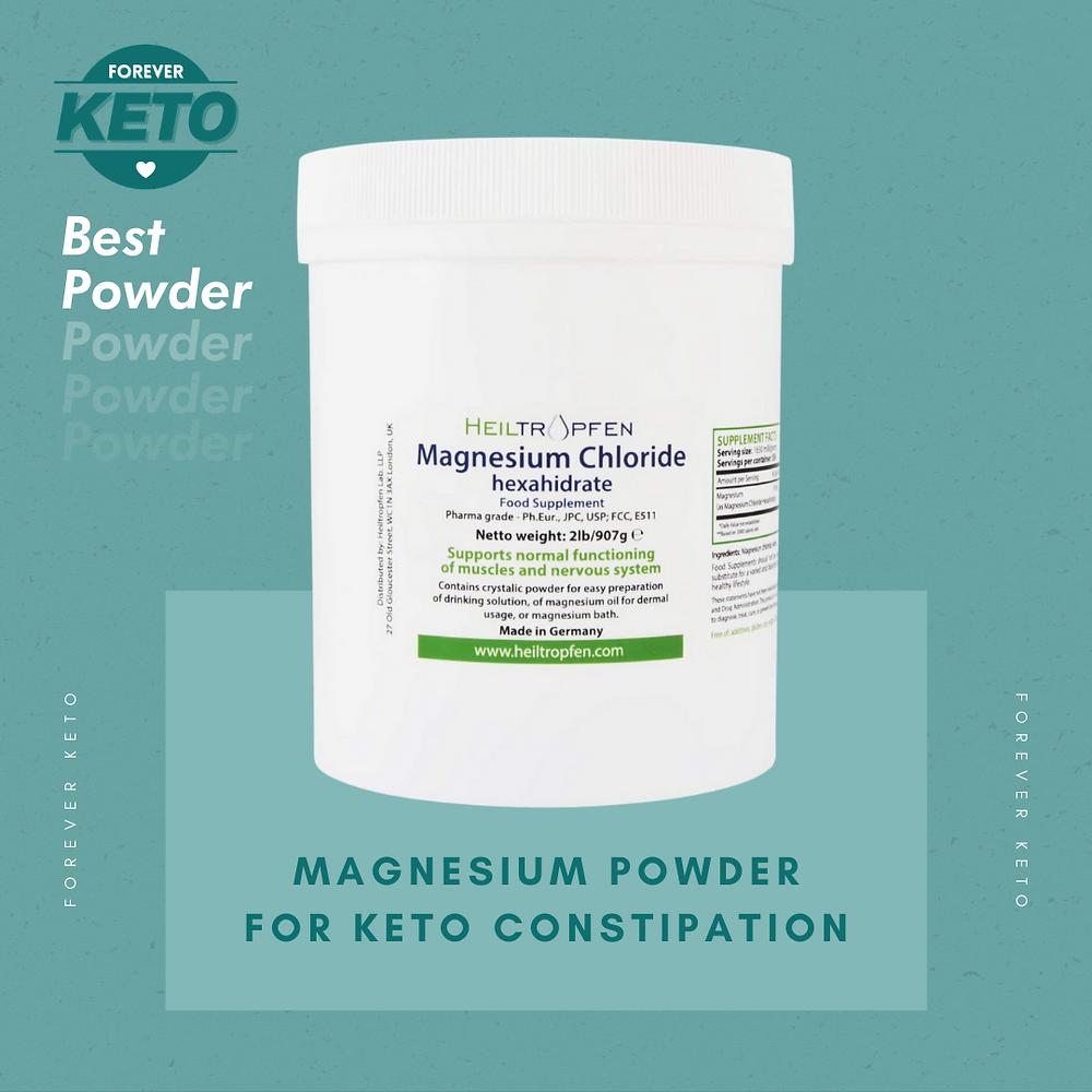 Heiltropfen Magnesium Powder