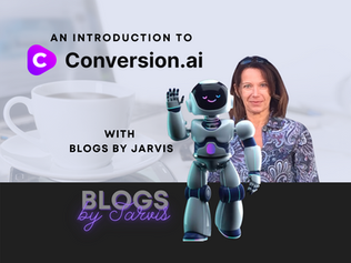 An Introduction to Conversion.ai with Blogs by Jarvis