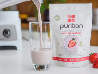 Discover Healthy Nutrition with Purition