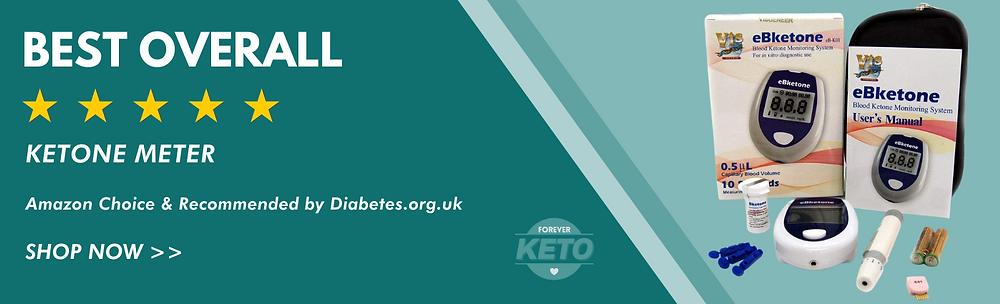 Best Budget Ketone Meter for Home Ketone Blood Testing - Forever Keto