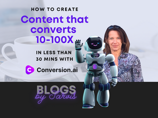 Using Conversion.ai (now Jarvis) to write a Long Form Blog in Less Than 30 mins