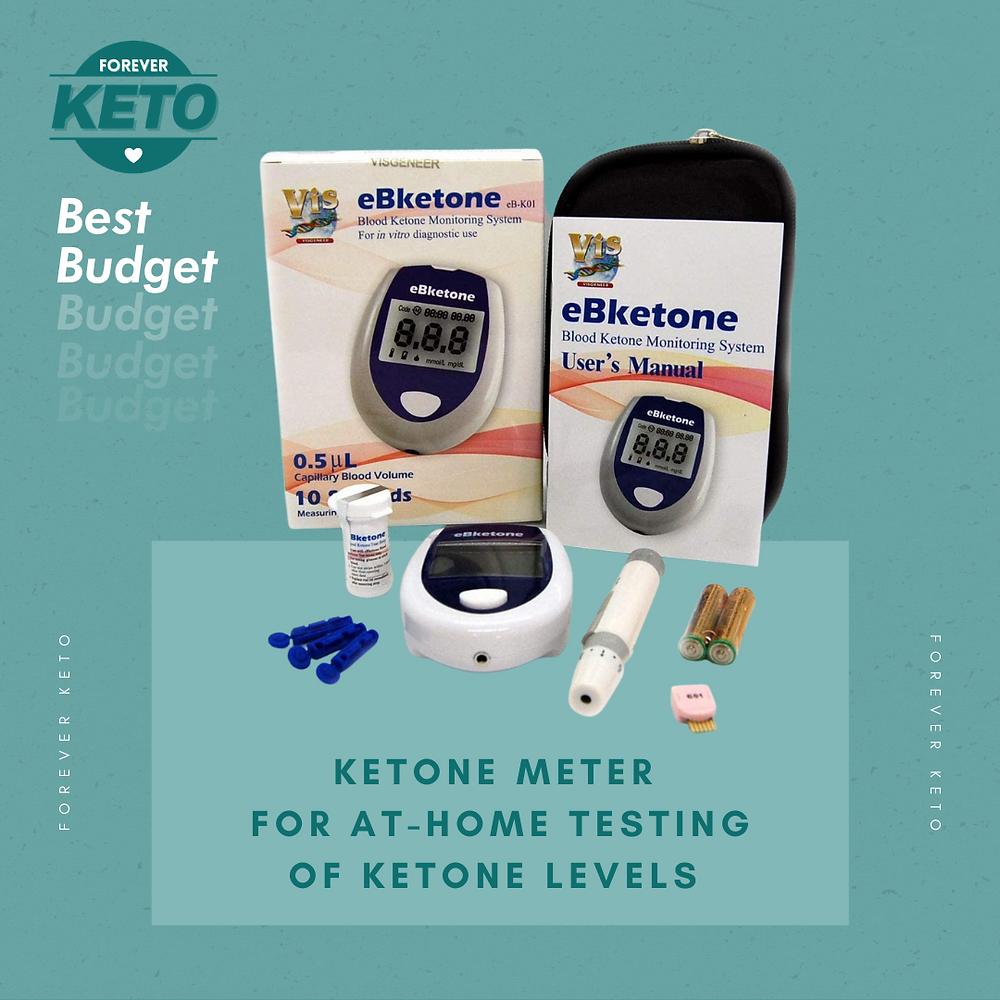 eBketone Blood Ketone Monitoring System